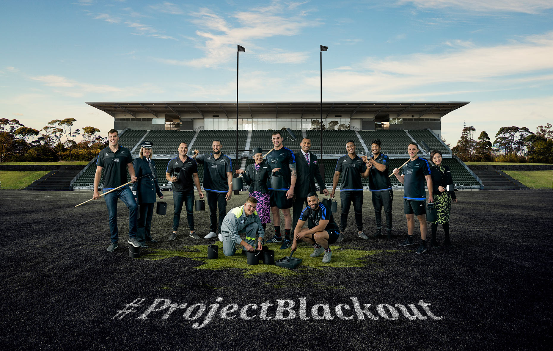 Advertising  Photographer for Air New Zealand and the all blacks, retouching and Photography Photoshop.