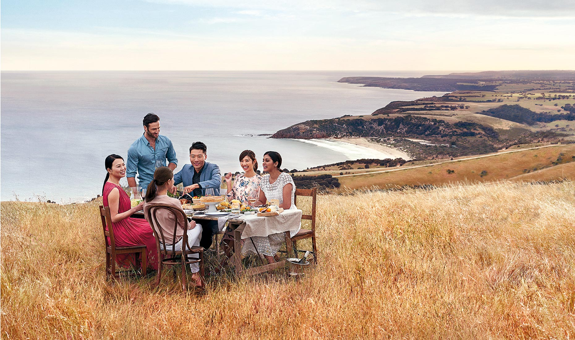 Kangaroo Island, South Australia photography for Tourism Australia. Where the bloody hell are you?